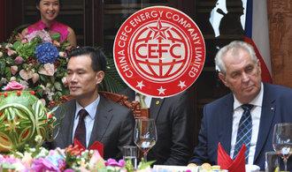 Letos se bude konat další české-čínské fórum. Do Česka míří další čínská firma