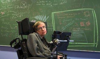 Britský fyzik Stephen Hawking zemřel, bylo mu 76 let