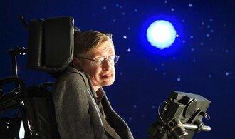 Svět přišel o génia i patologa černých děr. Kdo byl Stephen Hawking?