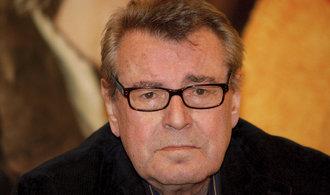 Zemřel oscarový režisér Miloš Forman. Bylo mu 86 let