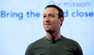Američané vyšetřují Facebook kvůli ochraně soukromí