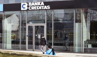 Creditas zvýšila sazby na termínovaných vkladech. Na deset let nabízí až 3,1 procenta