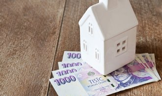 Průměrná sazba hypoték v lednu stoupla na 2,36 procenta