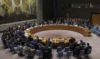 ONLINE: Rada bezpečnosti OSN zamítla ruský návrh rezoluce odsuzující útok na Sýrii
