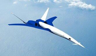 Čínské hypersonické letadlo prý urazí vzdálenost mezi Pekingem a New Yorkem za pár hodin