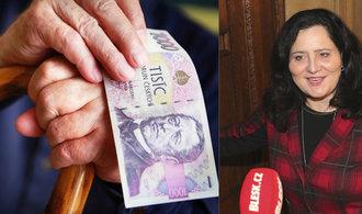 Pobíráte důchod déle než 25 let? V jednání je zvýšení o 1000 korun
