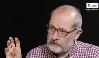 Bezstarostná doba není ideální pro psychické zdraví, říká psychiatr Hollý