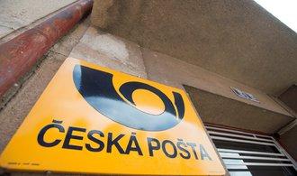 Česká pošta se vůbec poprvé propadla do ztráty. Loni prodělala více než čtvrt miliardy