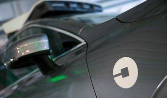 Uber ve čtvrtletí zvýšil tržby o 70 procent