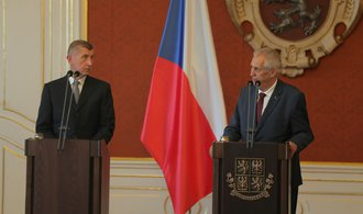 Sebevědomý premiér by měl na svých kandidátech trvat, říká politolog Švec