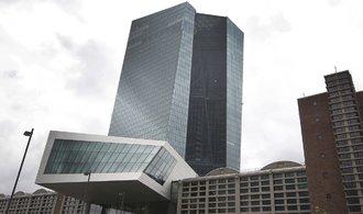 Evropská centrální banka drží finanční trhy pod krkem
