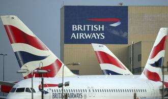 Jedině přes Hongkong. British Airways kvůli koronaviru zrušily přímé lety do pevninské Číny