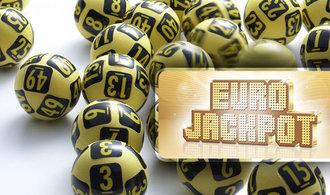 Eurojackpot padl. Vítězem loterie je sázející ze Slovenska, dostane 1,6 miliardy korun
