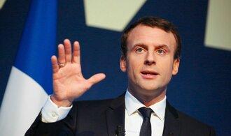 Macron je pro finanční sankce vůči zemím Evropské unie, které odmítnou migranty s nárokem na azyl