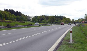Na D1 se v pondělí po opravách otevře úsek mezi Jihlavou a Velkým Beranovem