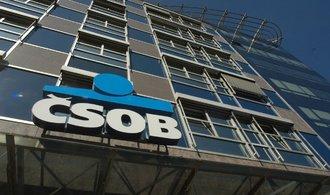 ČSOB půjčila pražské magistrátní firmě půldruhé miliardy na zásadní investici