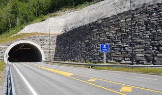 Další zářez českých tunelářů. Jejich dílem na západě Norska už projíždějí motoristé