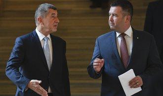 ČSSD chce na ministerstvech ANO vlastní náměstky, Babiše to překvapilo