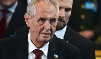 Zeman: Otázku obsazení ministerstva zahraničí považuji za uzavřenou