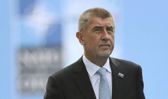 Babiš: Česká republika nebude přijímat žádné migranty