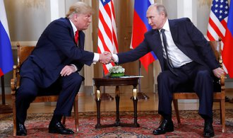 Trump k Rusku: Za Obamy bylo největším problémem globální oteplování. Za mě nukleární oteplování