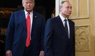 Trump: Těším se na další setkání s Putinem