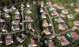 Satelity stále táhnou, úbytek obyvatel trápí města po celém Česku