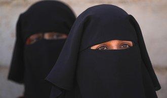 V Dánsku dostala poprvé pokutu žena se zahalenou tváří