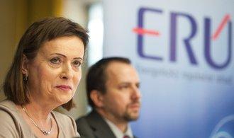 Bývalá šéfka ERÚ Alena Vitásková dostala podmínku kvůli jmenování Vesecké