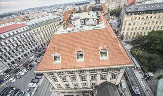 Řetězec Hyatt přichází do Česka. Bude provozovat hotel v pražském Cukrovarnickém paláci