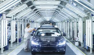 Výroba v Kvasinách opět vzrostla. Škoda Auto hlásí rekordní rok