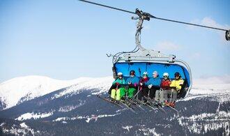 Melida bude provozovat skiareály ve Špindlerově Mlýně až do roku 2057. Spojí Svatý Petr a Medvědín