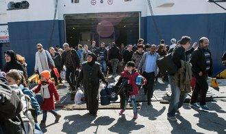 Češi se bojí migrace dvakrát víc než jiné národy, ukázal průzkum