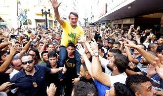 Komentář: Ježíš je mrtev. Přichází Bolsonaro