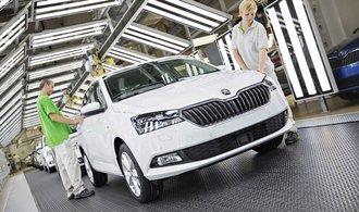 Provozní zisk Škody Auto loni klesl o téměř patnáct procent