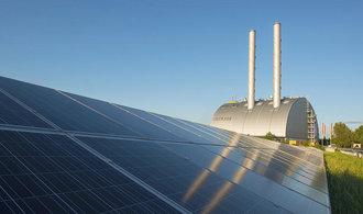 Podíl zelené energie má dál růst, klimatický plán schválila vláda