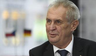 Zeman: O využití evropských dotací by si měly rozhodovat státy