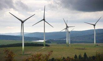 Bouře Sabine roztočila české větrníky na maximum