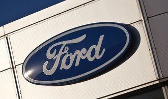 Ford se kvůli testování autonomních vozů spojil s Číňany