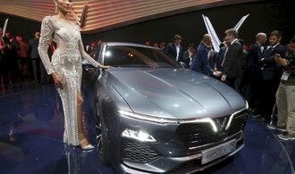 První vietnamská automobilka VinFast chce do sedmi let vyrábět půl milionu aut ročně