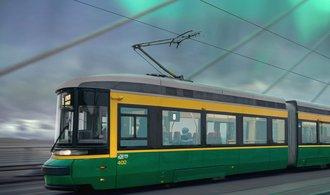 Škoda Transportation dodá do Plzně tramvaje za miliardu