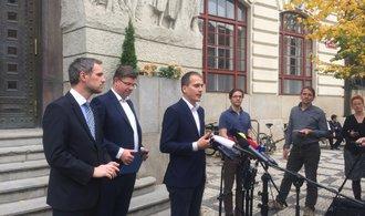 Ve většině bodů jsme v jednoznačné shodě, pochvaluje si Hřib jednání o pražské koalici