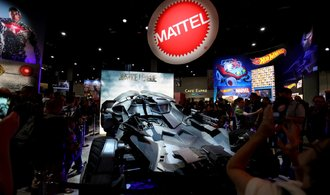 Tržby Mattelu zklamaly, klesla poptávka v Číně i Evropě