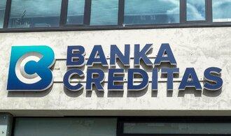 Bývalé kampeličce Creditas se přerod na banku zatím daří. Ztrojnásobila zisk