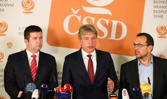 Glosa Petra Peška: Jak potápět ČSSD