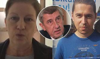 Babiš na svého syna tlak nevyvíjí, tvrdí pro švýcarský tisk premiérova exmanželka