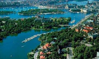 Stockholm: Kráska na vodní hladině