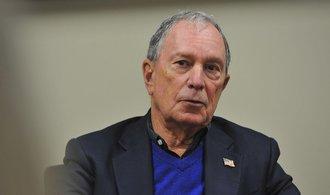 Profil Michaela Bloomberga: miliardář odstoupil z bojů o Bílý dům