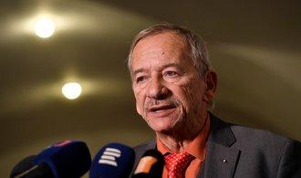 Kubera podpořil přesun ambasády do Jeruzaléma, se Zemanem se neshodl v názoru na hnutí SPD