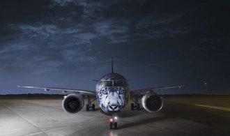 Letadlo s tváří sněžného levharta: kazašské aerolinky modernizují flotilu
